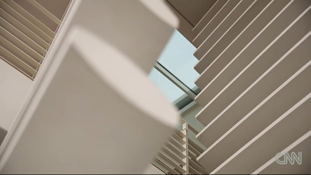 Italcementi i.lab in Bergamo, Italy by Richard Meier & Partners Architects