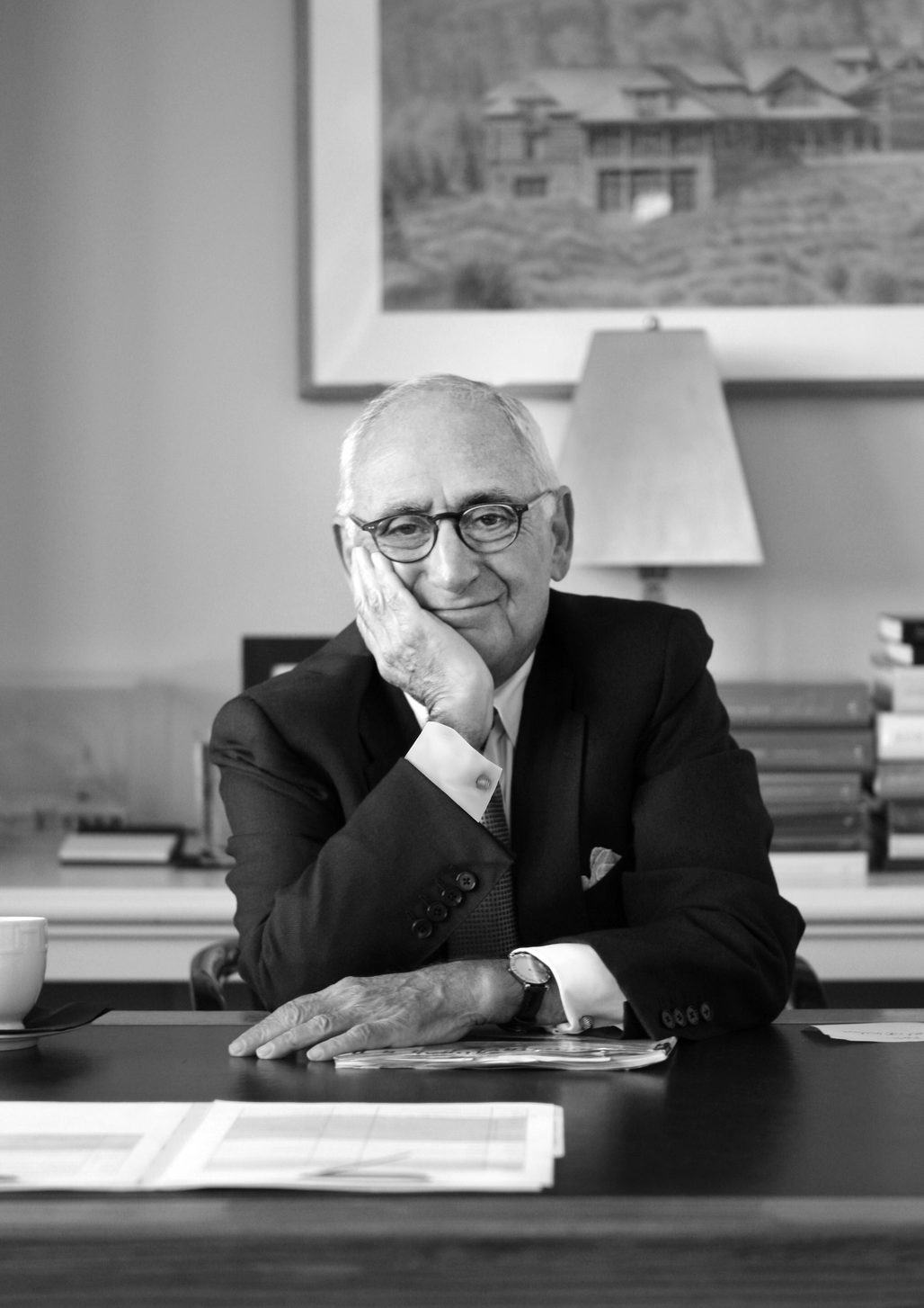 Robert a m stern to step down as dean of yale school of for Dean of architecture yale