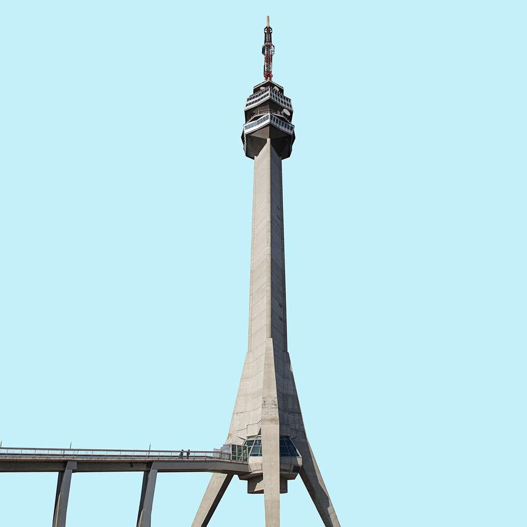 Minimal Belgrade by Mirko Nahmijas. Courtesy of the photographer.