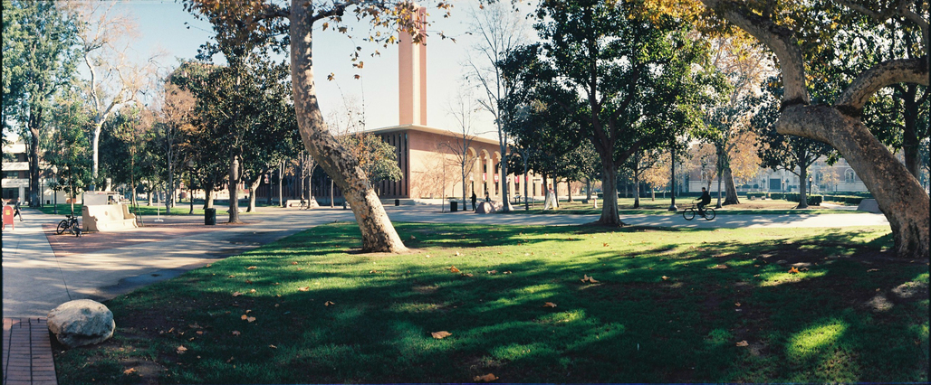 The USC campus. Image: CheWei Chang via Flickr