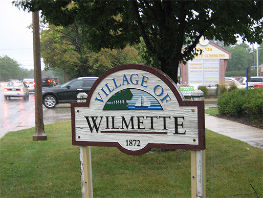 Chicagos suburbs, like Wilmette, are becoming a lot more urban thanks to loosened planning limits. (Image via Wikipedia)