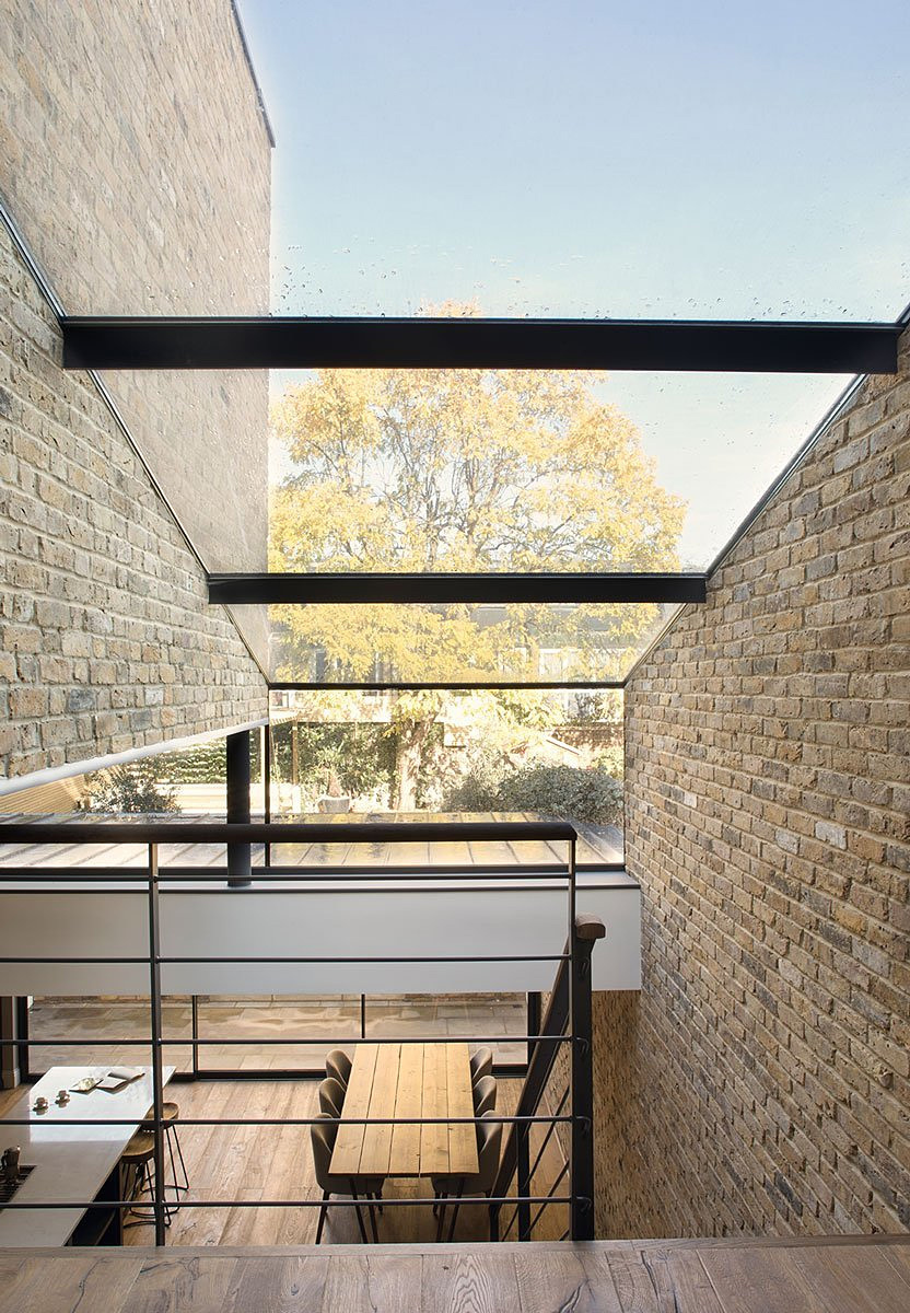Felsham Road in London, UK by Giles Pike Architects; Photo: Logan