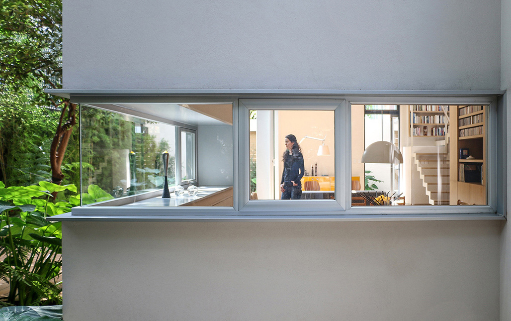 Casa Nirau in Mexico City by PAUL CREMOUX studio; Photo: PCW