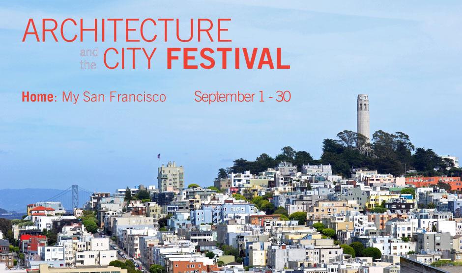 2014 Architecture and the City Festival. Photo credit: © Daniel Kalani