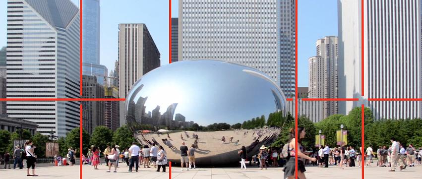 Screenshot from the Chicago Architecture Biennials teaser trailer.