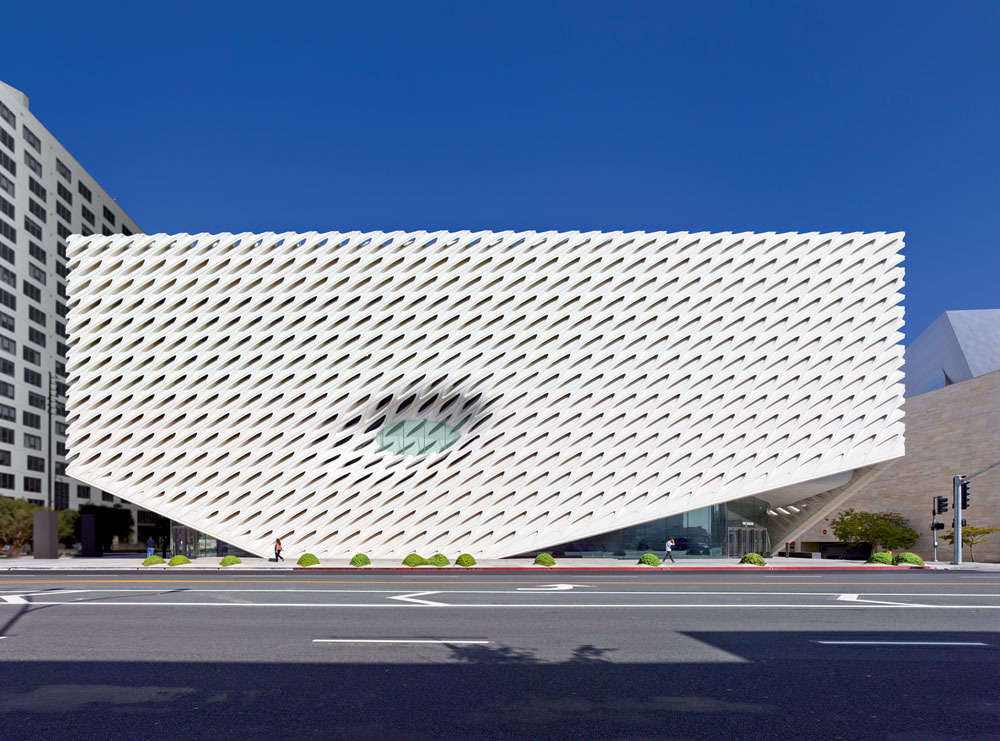 The Broad, Los Angeles. Photo Benny Chan