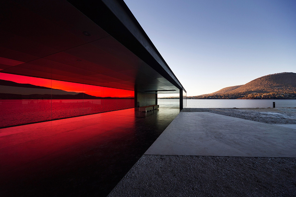 National Award for Urban Design – GASP! Stage 02 by Room 11 (Tas). Image: Ben Hoskings.