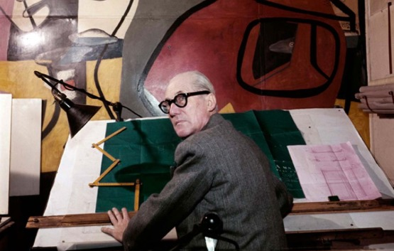 breaking new ground le corbusier still a key figure for young architects news archinect. Black Bedroom Furniture Sets. Home Design Ideas