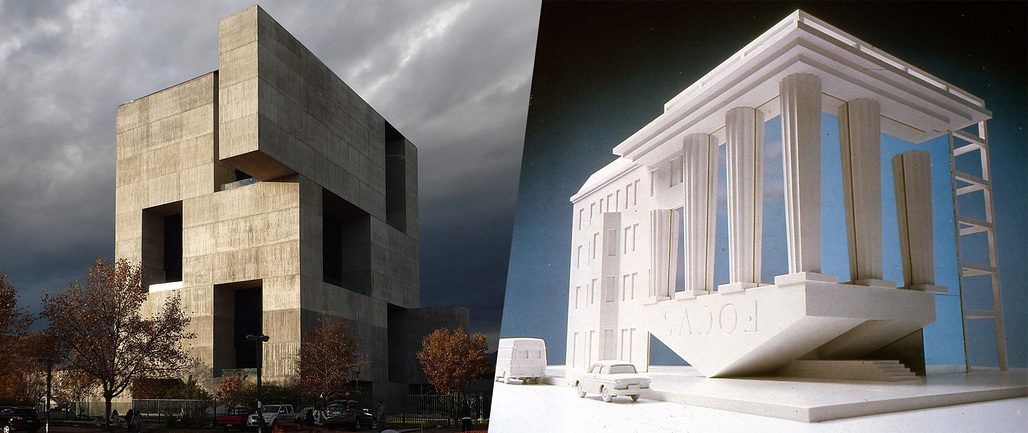 Enfants terribles from different generations: T, the New York Times Style Magazine, included architects Alejandro Aravena and Trix & Robert Haussmann on their 28 Creative Geniuses Who Defined Culture in 2016 list. (Image left: UC Innovation Center – Anacleto Angelini, 2014, Alejandro...