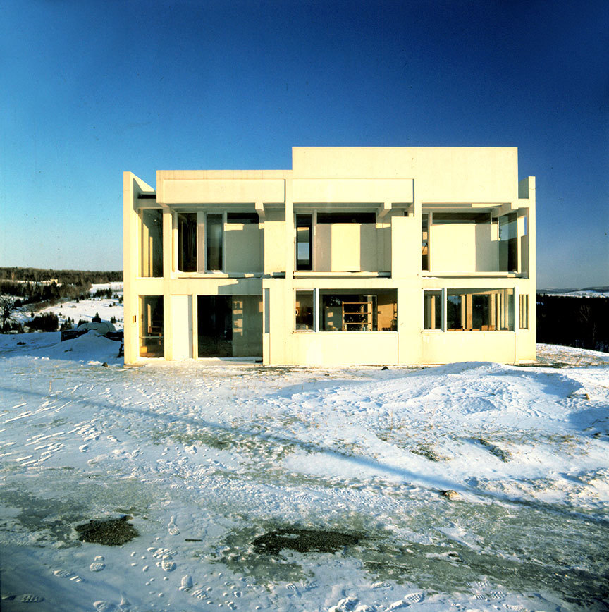 Credit: Peter Eisenman Architects