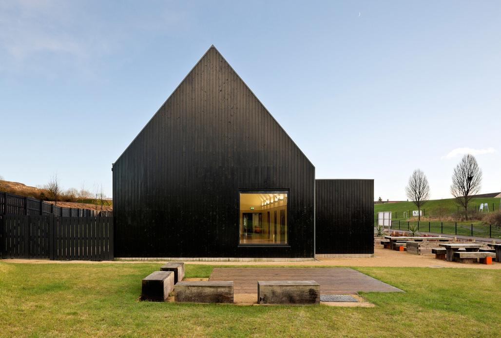 The Cutty Sark Centre refurbishment, courtesy of Collective Architecture.
