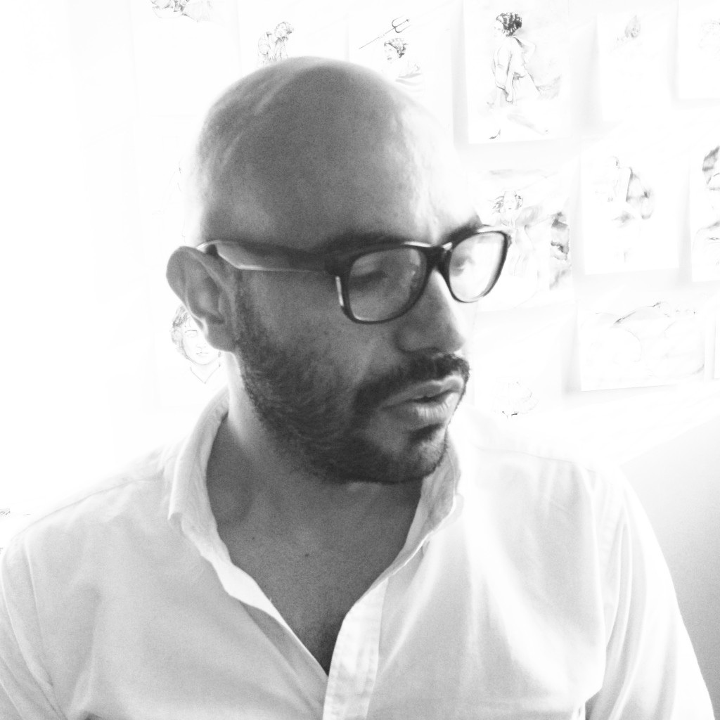 Recipient of a 2014 Vilcek Prize for Creative Promise: Colombian-born designer, writer, and educator Quilian Riano