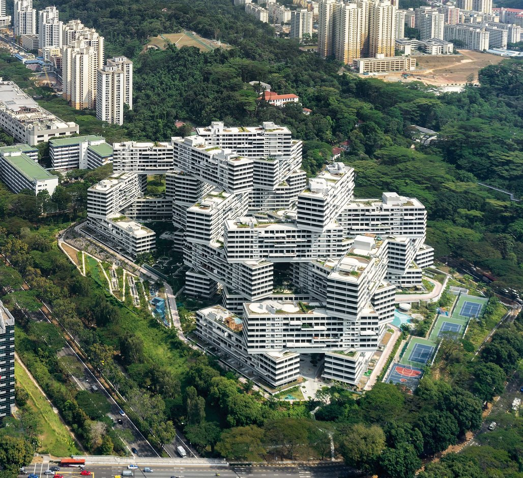 The Interlace, 2009-2013, Singapore (Singapore) 