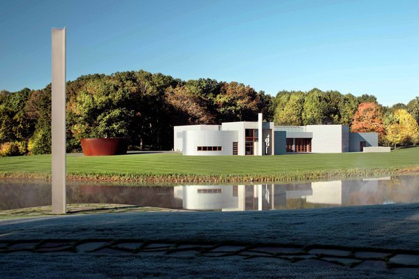Glenstone museum as it stands today, by Scott Frances/Glenstone