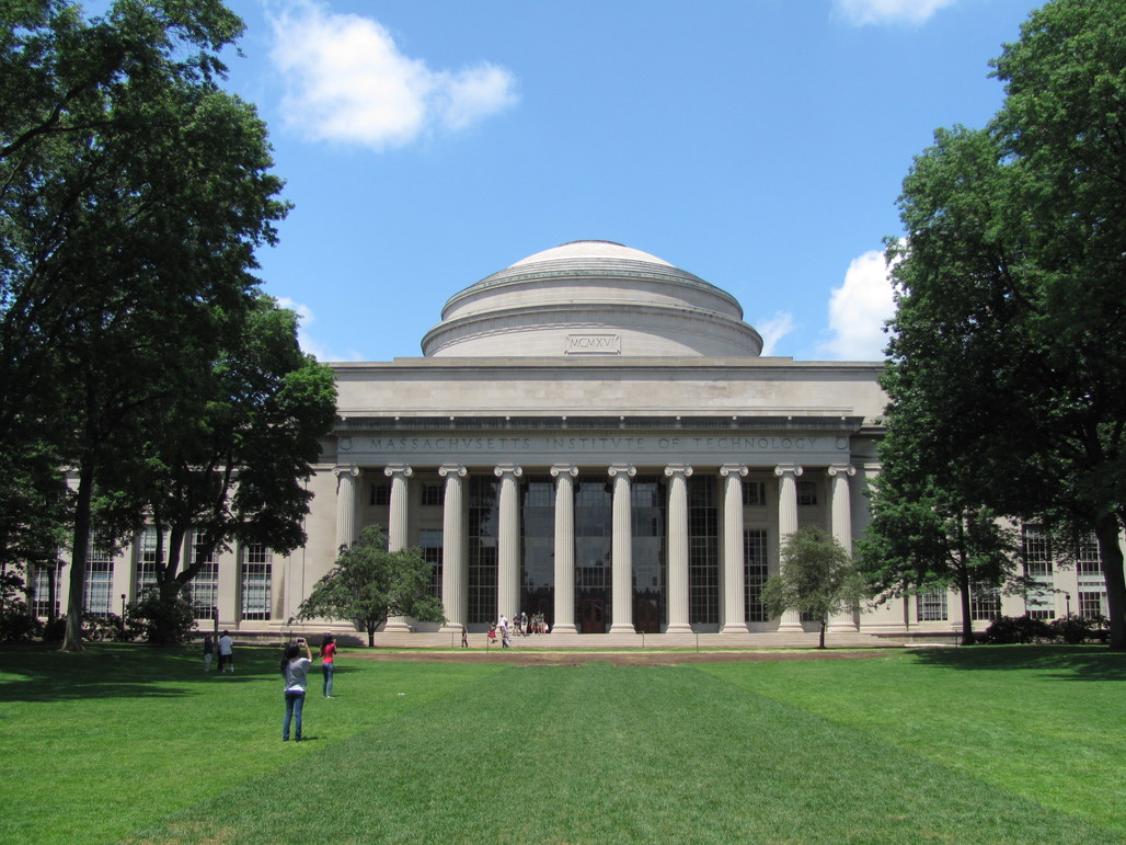 MIT topped the list of this years best architecture schools. Image via wikimedia.org