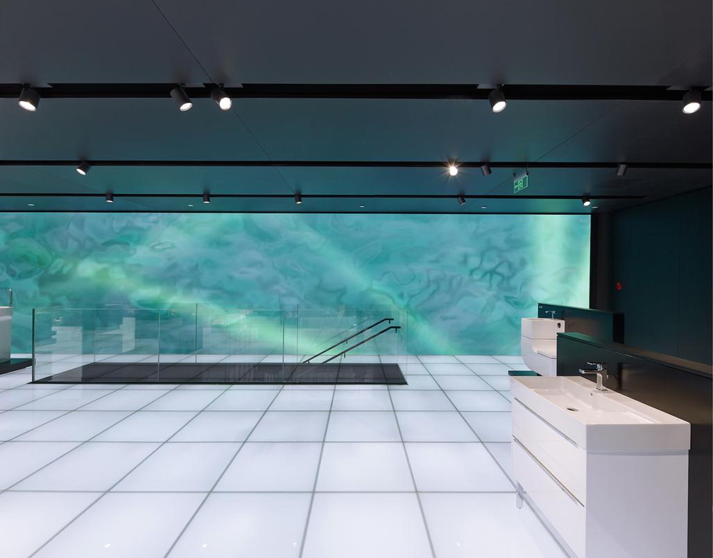 Roca Beijing Gallery. Image: Shu He