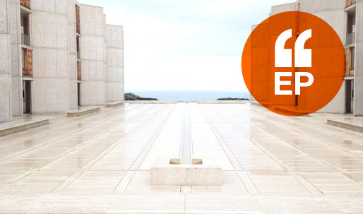 The Salk Institute, photo credit Amelia Taylor-Hochberg