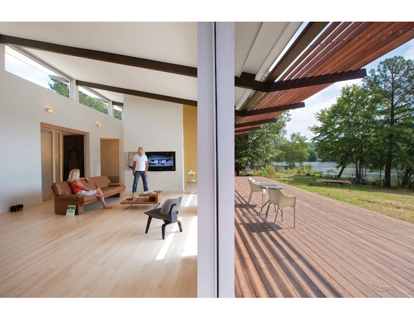 The Smart-Stell House by Tonic Design + Tonic Construction (photo by Todd Lanning)