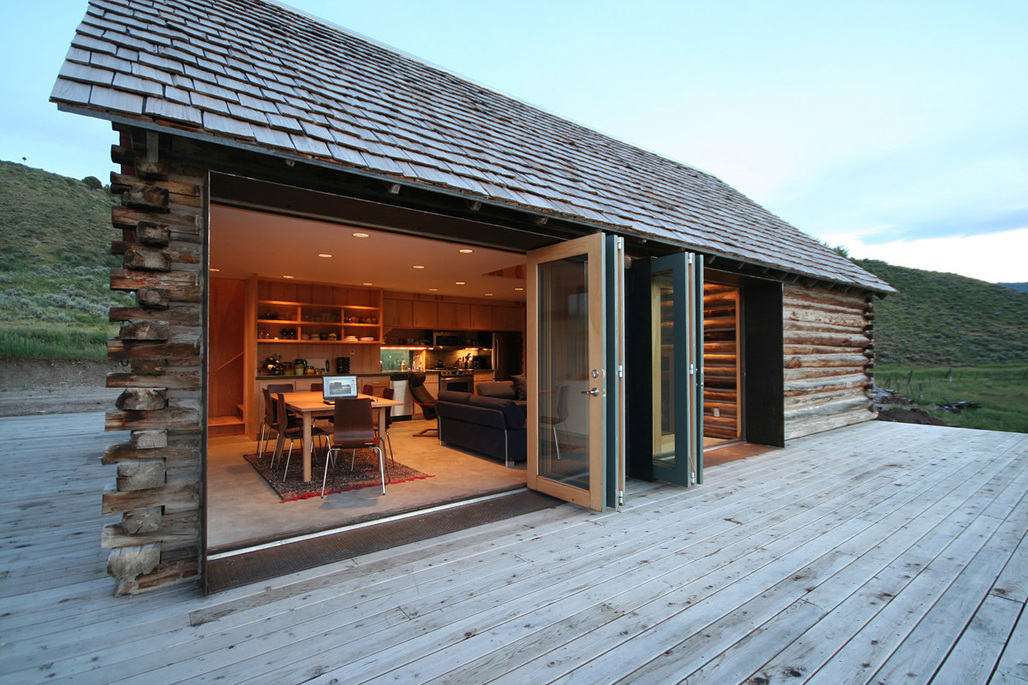 Caribou County Guest Compound in Caribou County, ID by Bogue Trondowski Architects; Team Member: Thomas Wensing