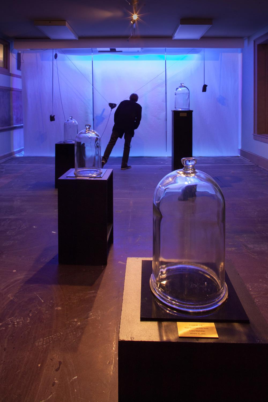 """MODUs """"Weather (Un)Control"""" exhibition. Photo: Brett Beyer"""