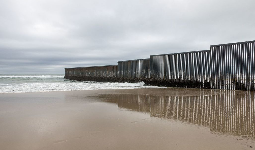 Can Trump's anti-immigrant border wall be built without immigrant labor?