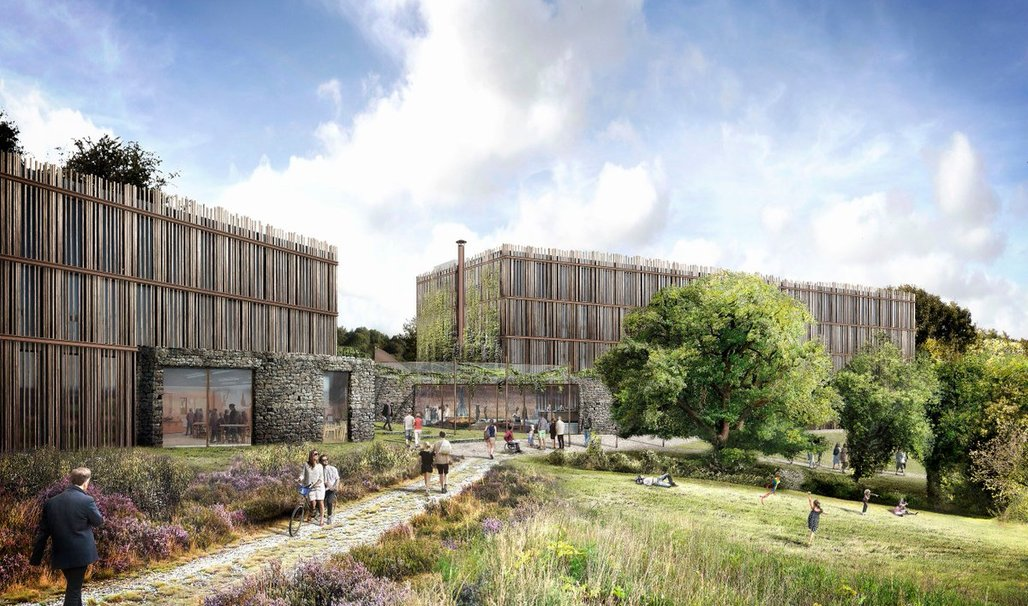 New Eden Hotel by Tate Harmer receives planning permission