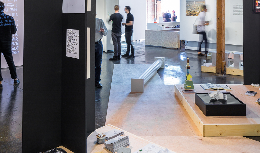 """architecture, architectural & Architecture"" - 100 Young Architects Present Their Post-Digital Microcosms at the A+D Museum"