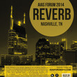 AIAS Reverb Flyer