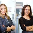 Rochelle Spahn, Associate IALD, MIES, Associate and Erin McCauley, Jr. Associate IALD, Project Manager