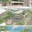 University of South Carolina New Student Health Center Renderings