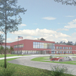 New Chapin Middle School Rendering