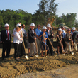 Lexington Richland 5 New Chapin Middle School groundbreaking ceremony.