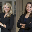 Robyn Fisher, AIAGC President 2015 & Wendy Bertani, AIAGC President-Elect 2015