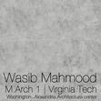 Wasib Mahmood