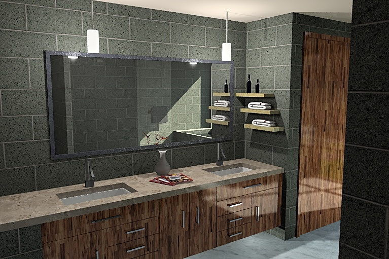 Bathroom Christopher Provost Archinect