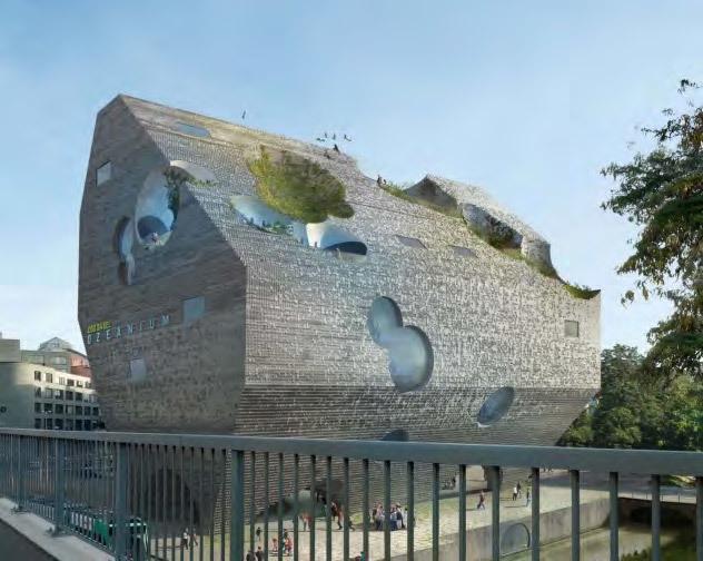 2. Place: Watergate by HHF Architekten GmbH / Burckhardt + Partner AG