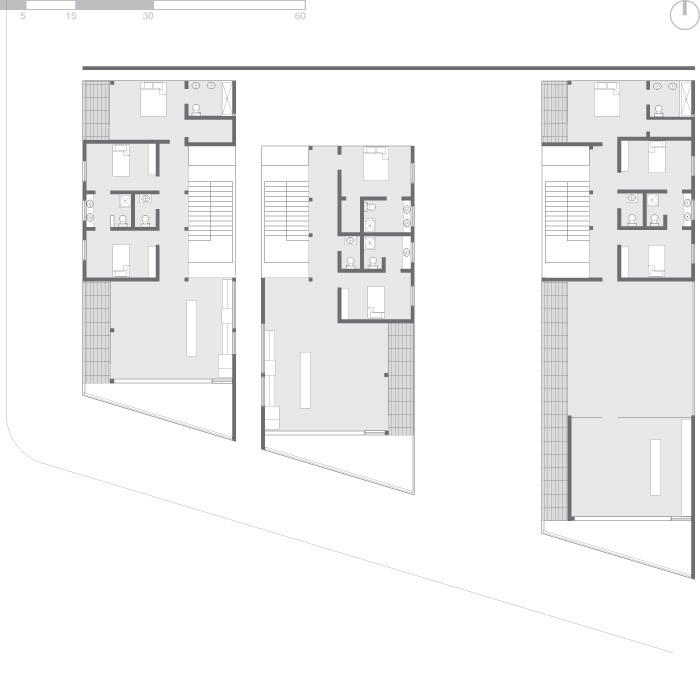 Plan - second floor (Image: Eric Laine & Suzanne Steelman)