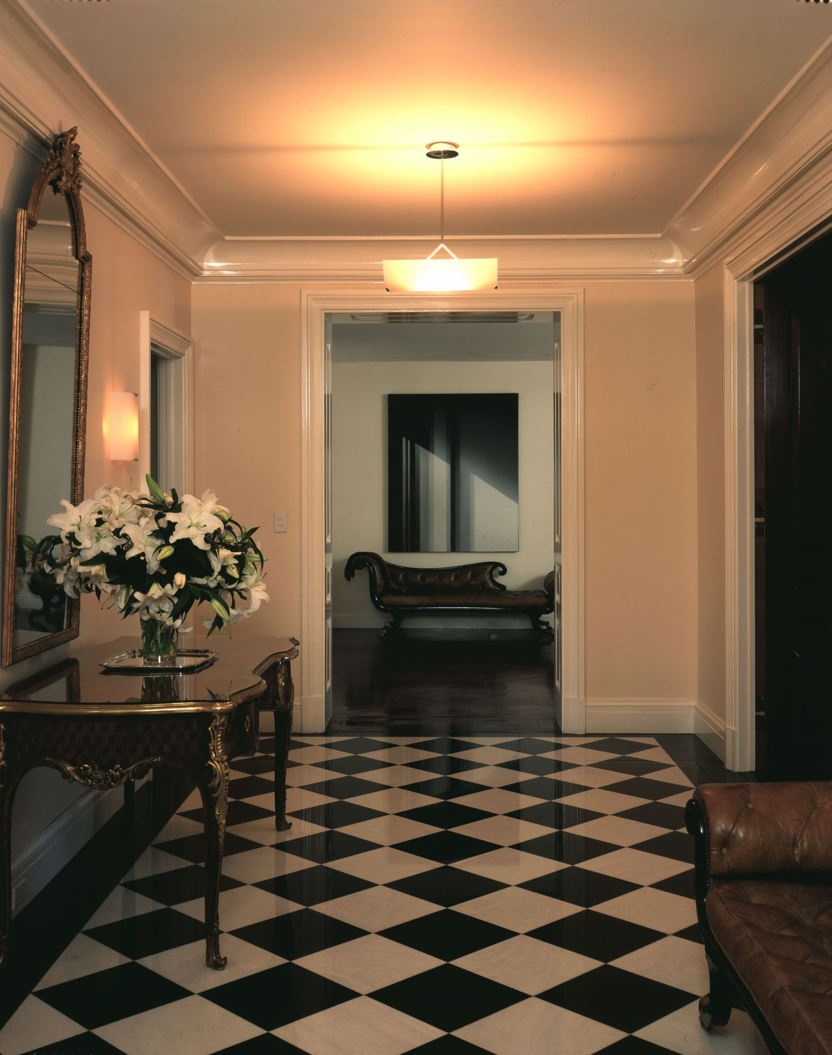 Park Avenue Foyer