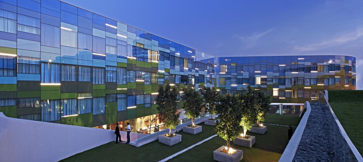 Vivanta Whitefield Wow Architects Warner Wong Design