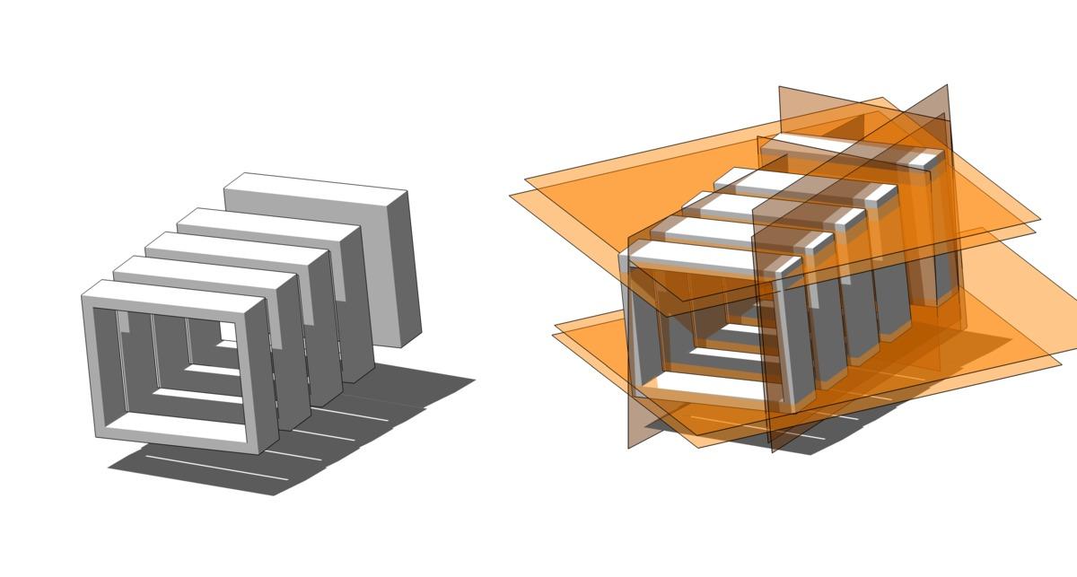 Computational understanding of gestalt form