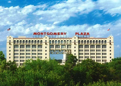 Historic Exterior of One Montgomery Plaza