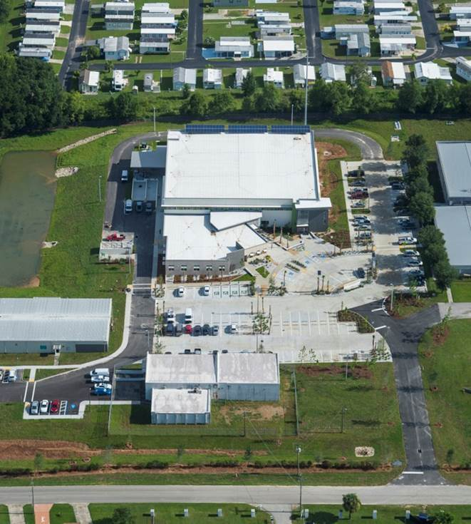 Pasco County Technology Building Bacon Group Inc