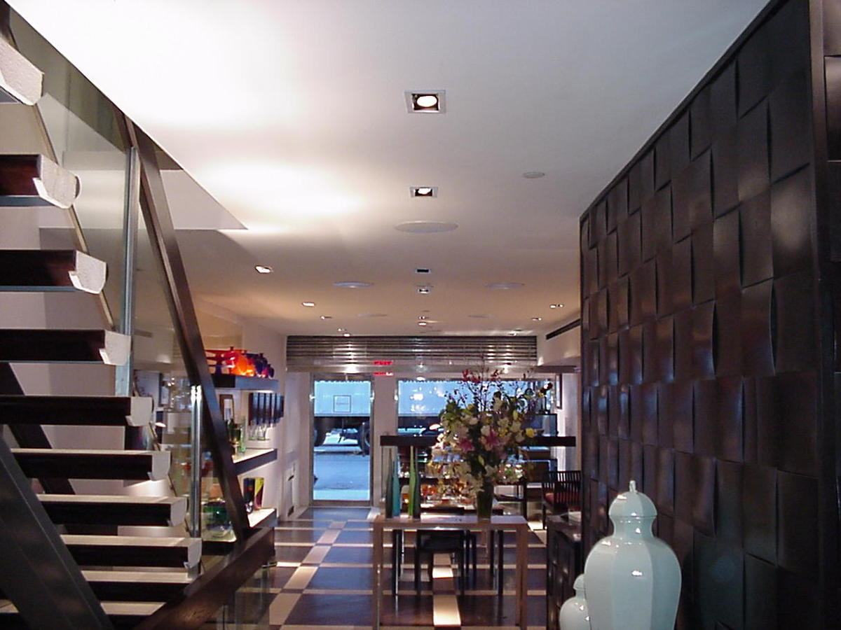 High End Retail interior
