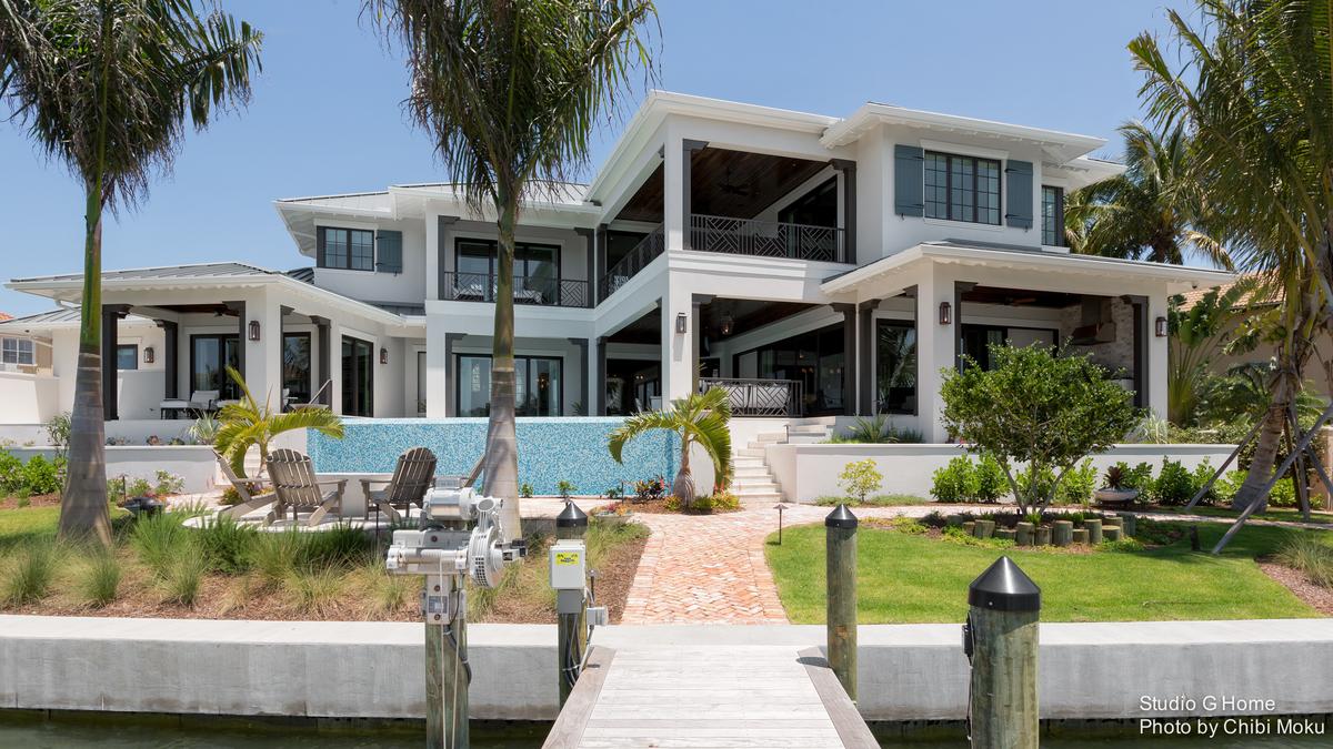 Studio G Steve Murray Paradise On S Bay Sarasota Fl Chibi Moku Archinect