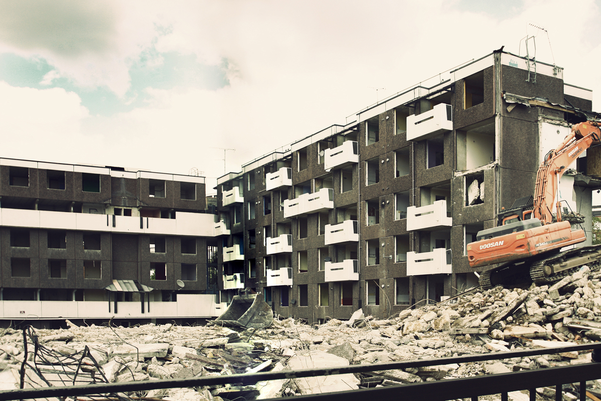 Packington Estate Phase I amp II