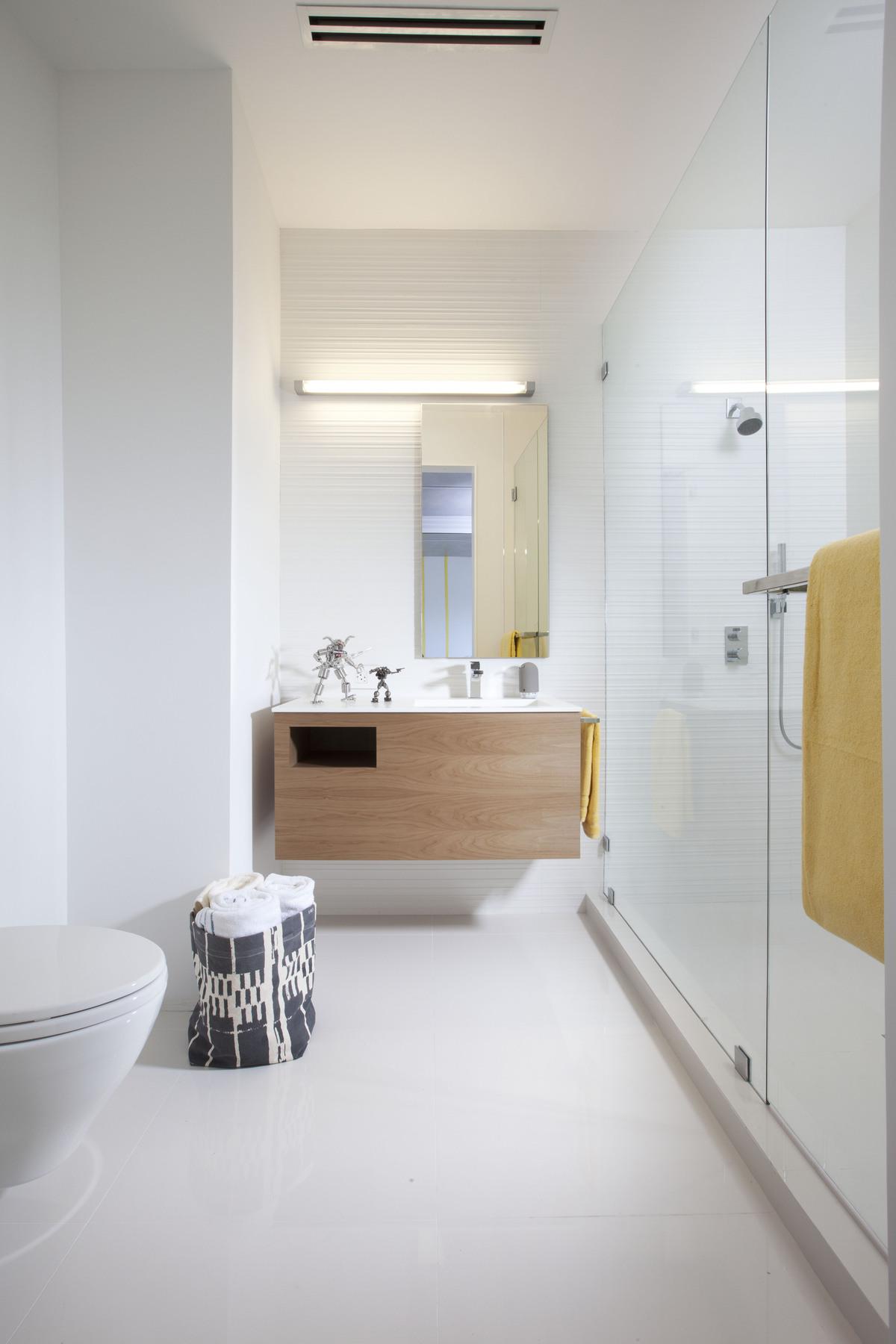 Children Bathroom - Miami Interior Design