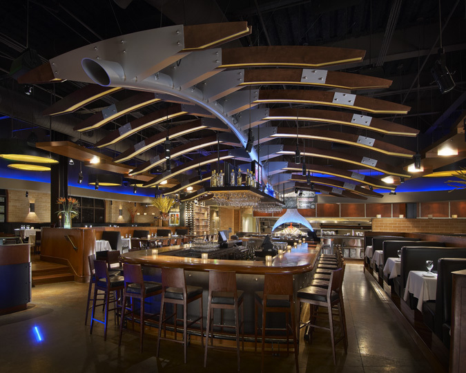 Wildfish seafood grille dawn leuzzi archinect for Wild fish scottsdale az