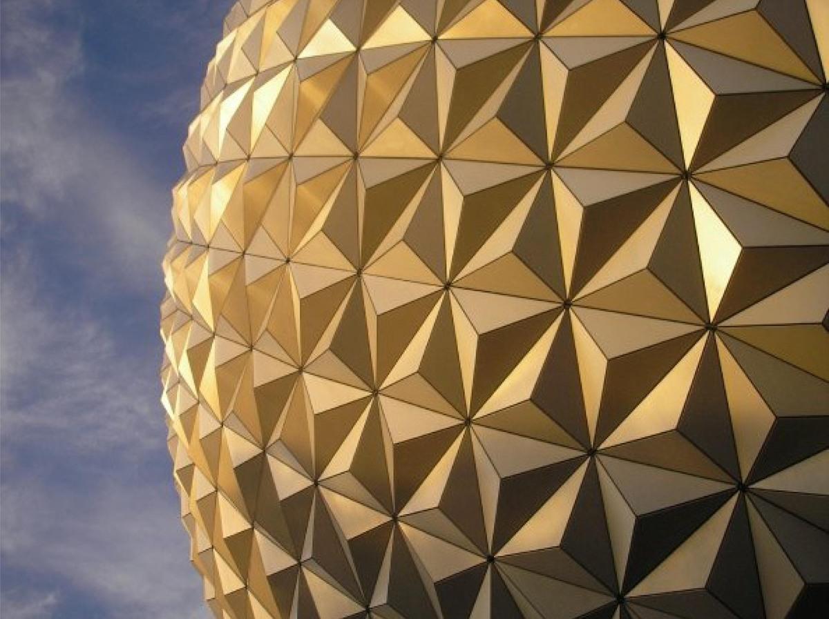 Epcot Globe-Florida