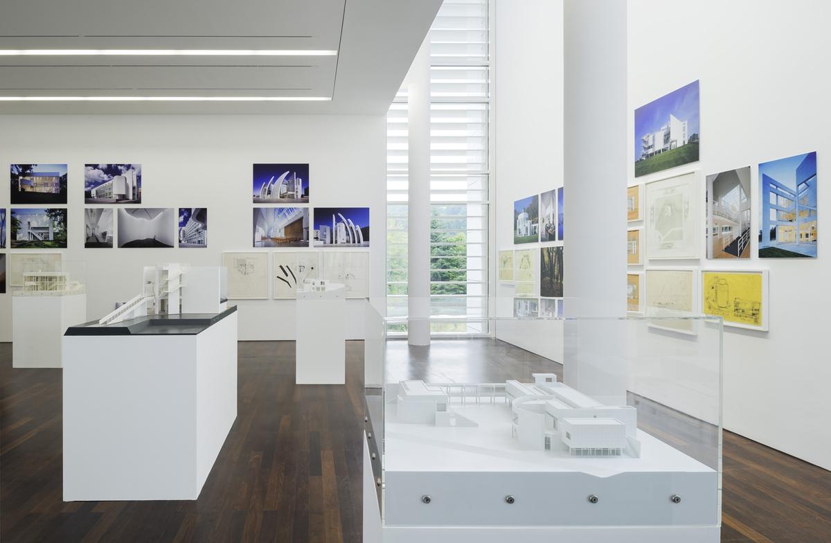 Richard Meier. Building as Art - Copyright David Ertl