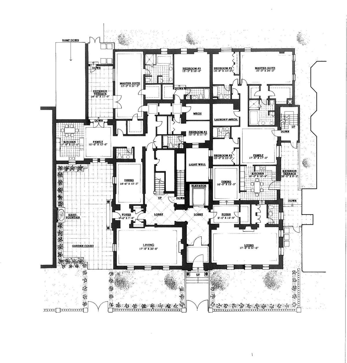Leed Residential House Plans
